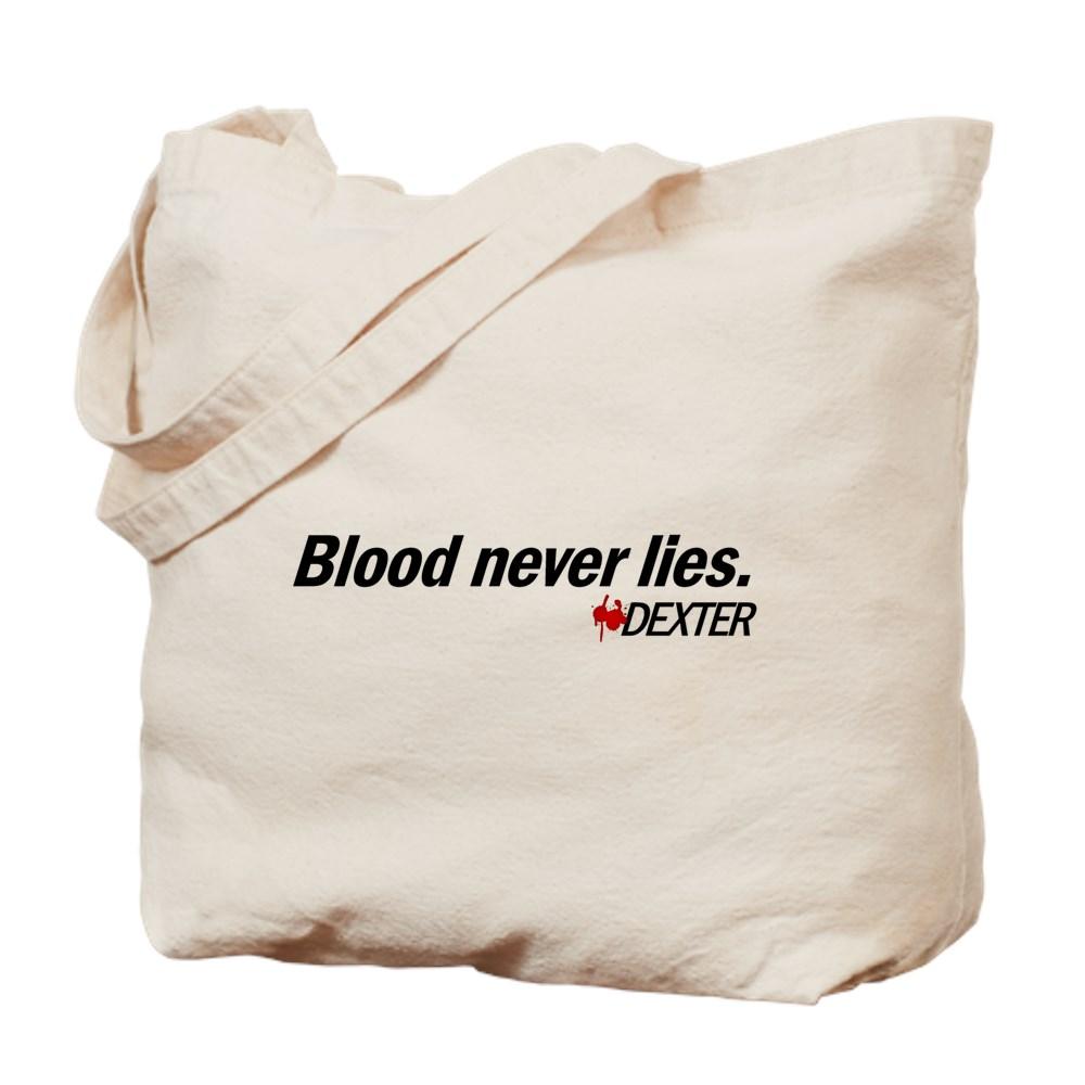 Blood Never Lies - Dexter Tote Bag