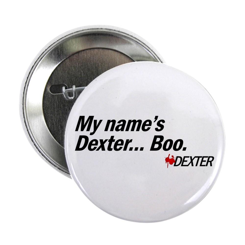 My name's Dexter... Boo. - Dexter 2.25