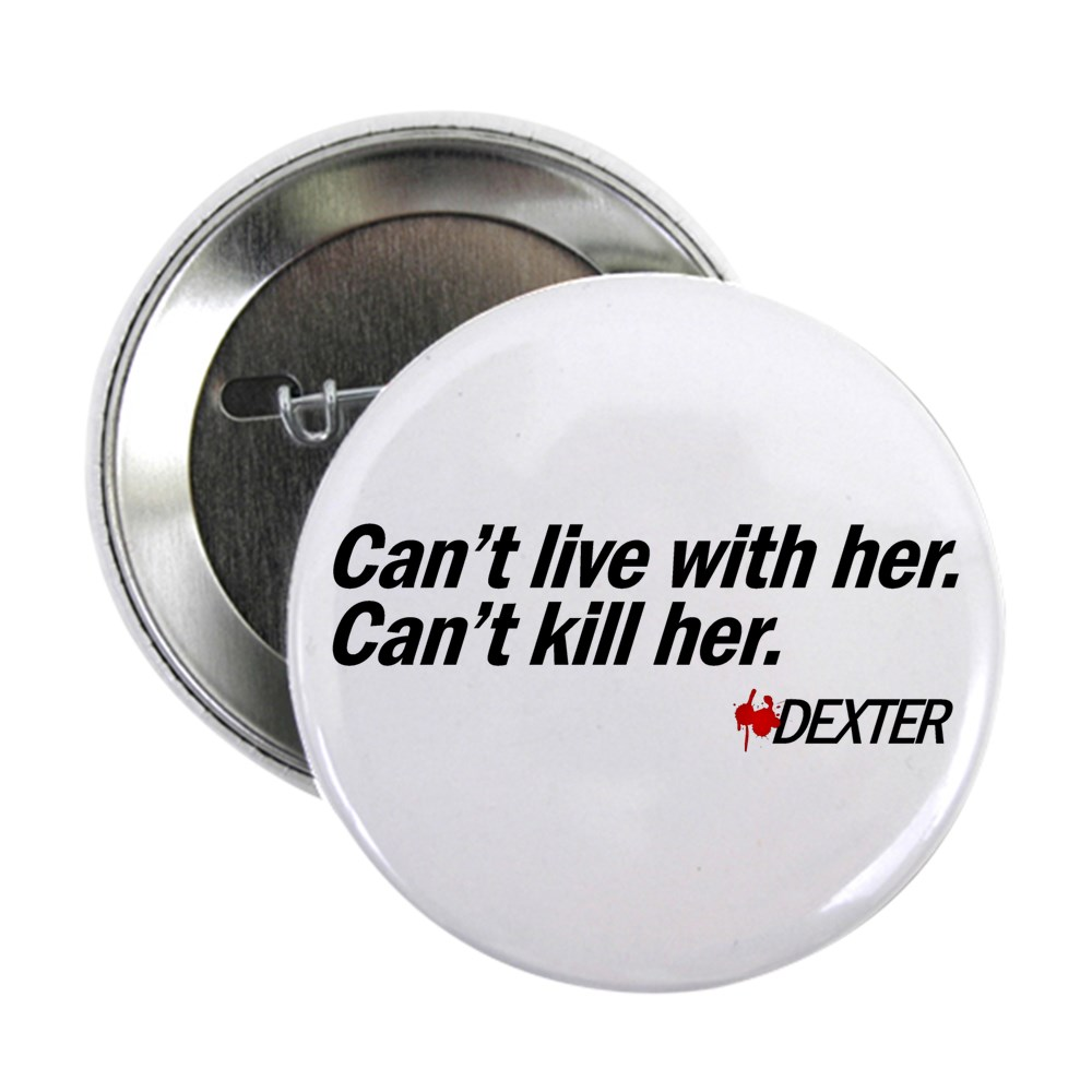 Can't Live With Her. Can't Kill her - Dexter 2.25