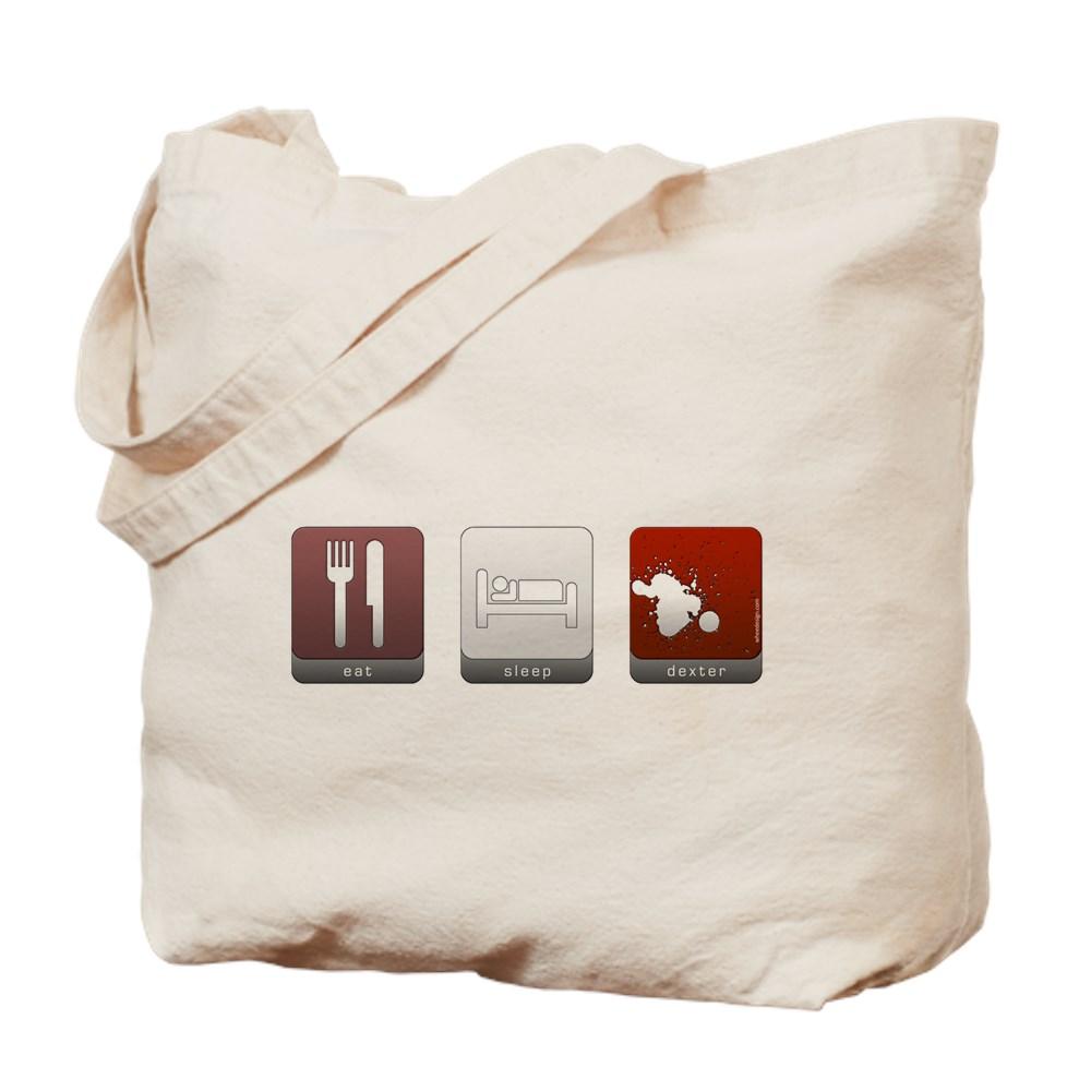 Eat Sleep Dexter Tote Bag