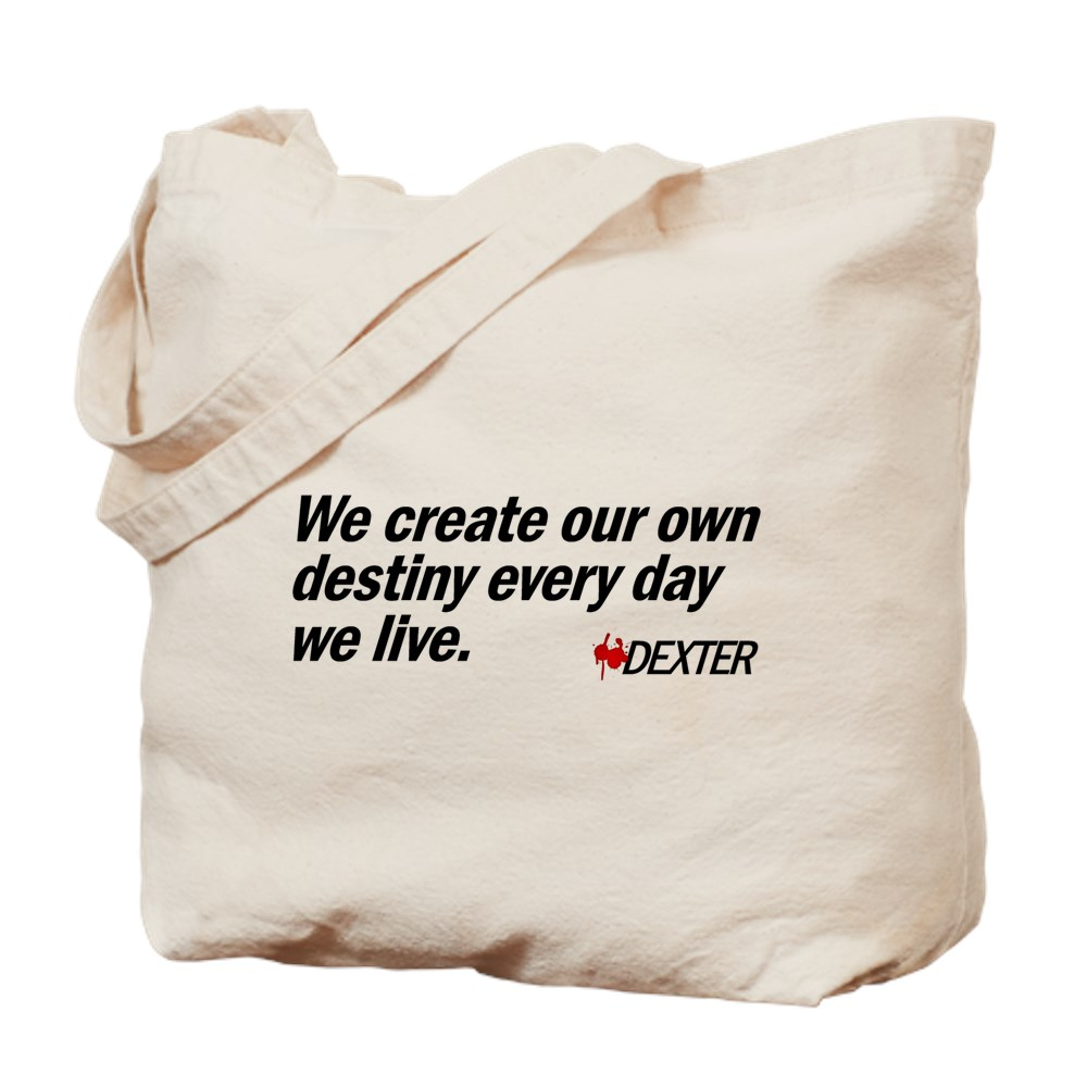 We Create Our Own Destiny Every Day We Live - Dext Tote Bag