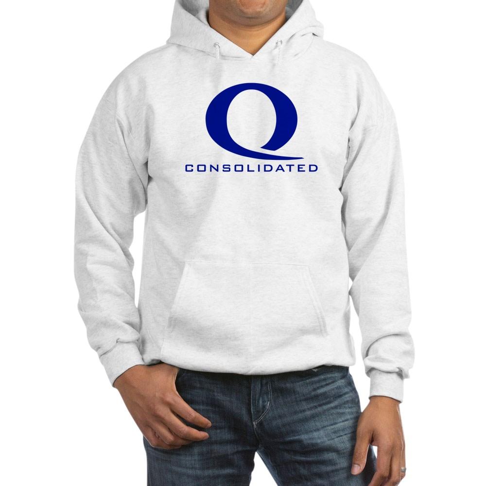 Queen Consolidated Logo Hooded Sweatshirt