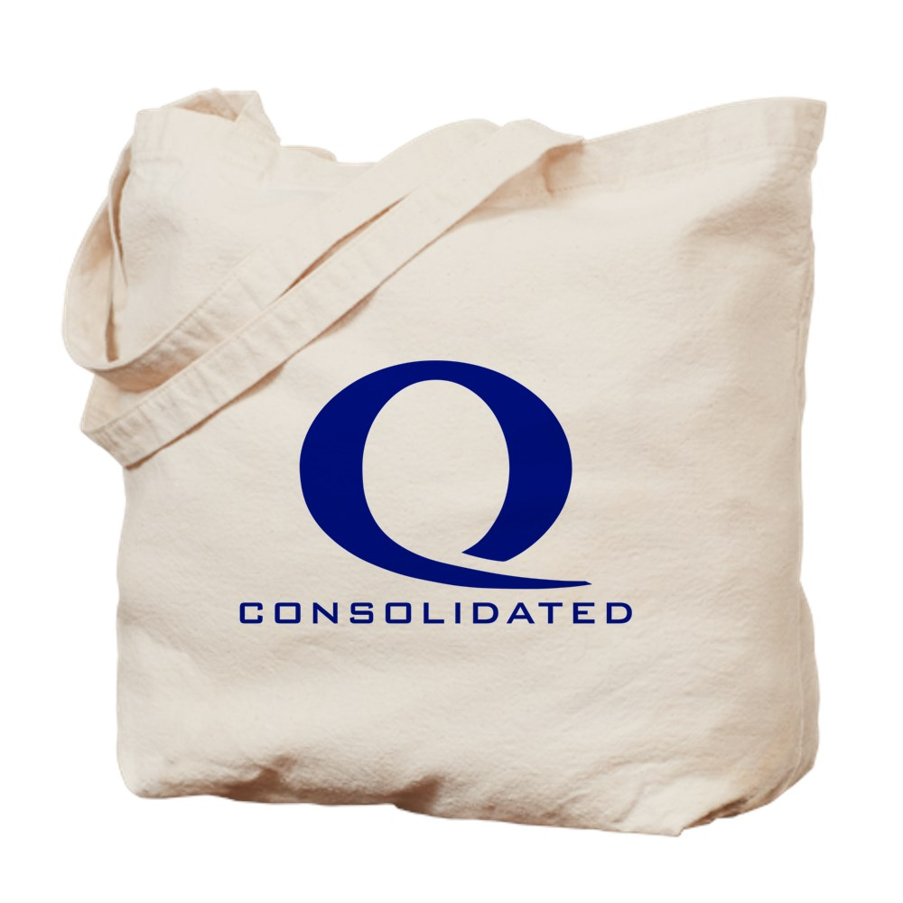 Queen Consolidated Logo Tote Bag