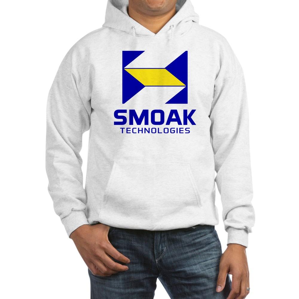 Smoak Technolgies Logo Hooded Sweatshirt