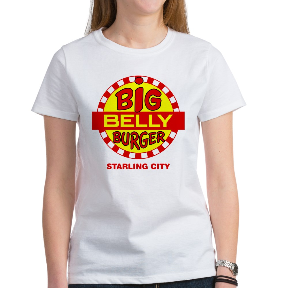 Big Belly Burger Starling City Women's T-Shirt