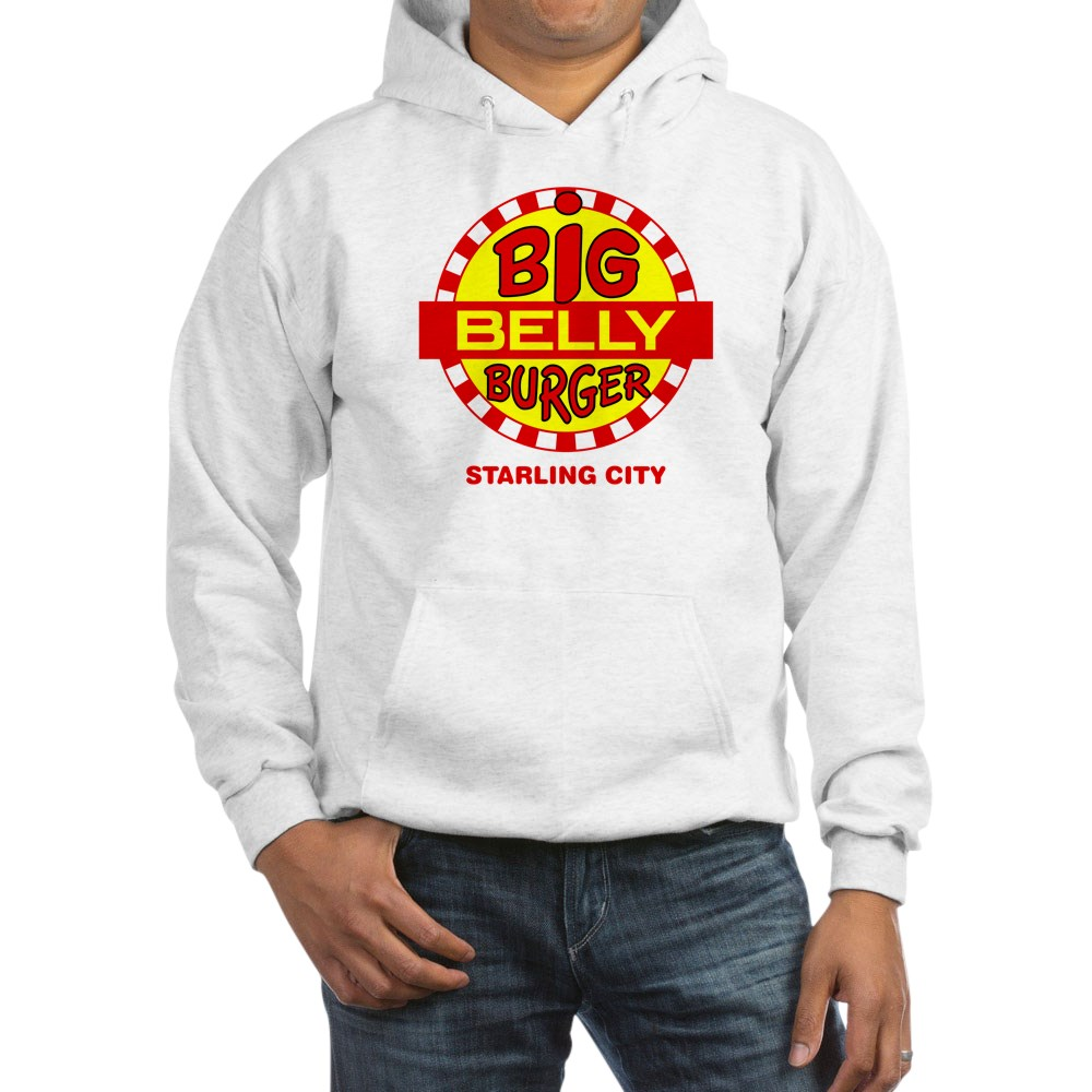 Big Belly Burger Starling City Hooded Sweatshirt