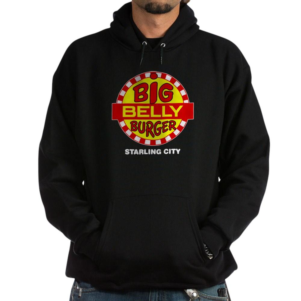 Big Belly Burger Starling City Dark Hoodie