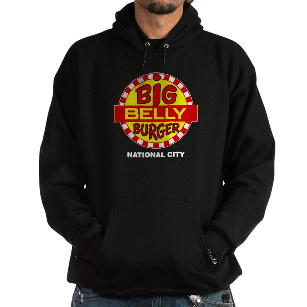 Big Belly Burger National City Dark Hoodie