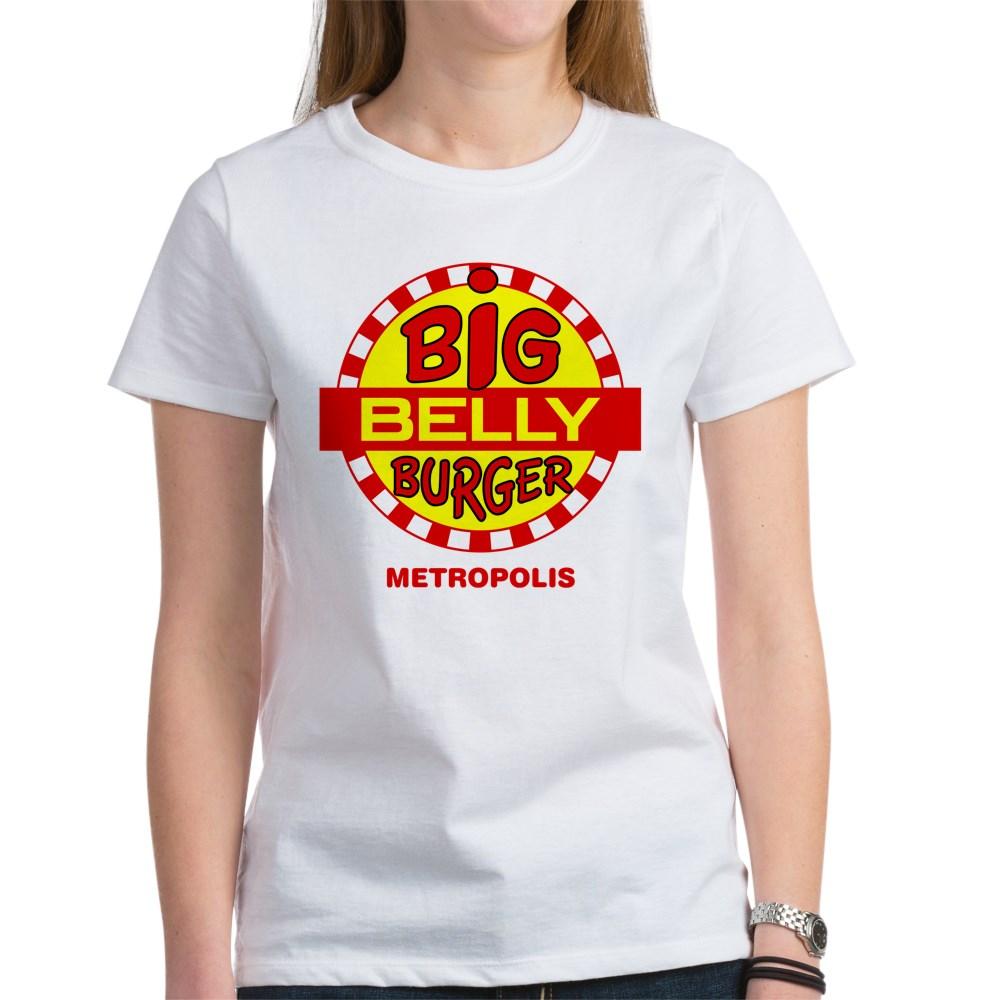 Big Belly Burger Metropolis Women's T-Shirt