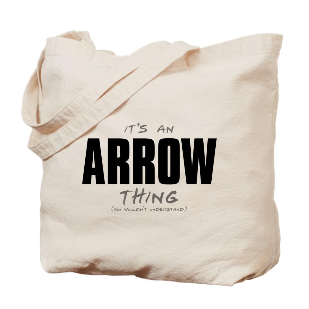 arrow thing dk Tote Bag