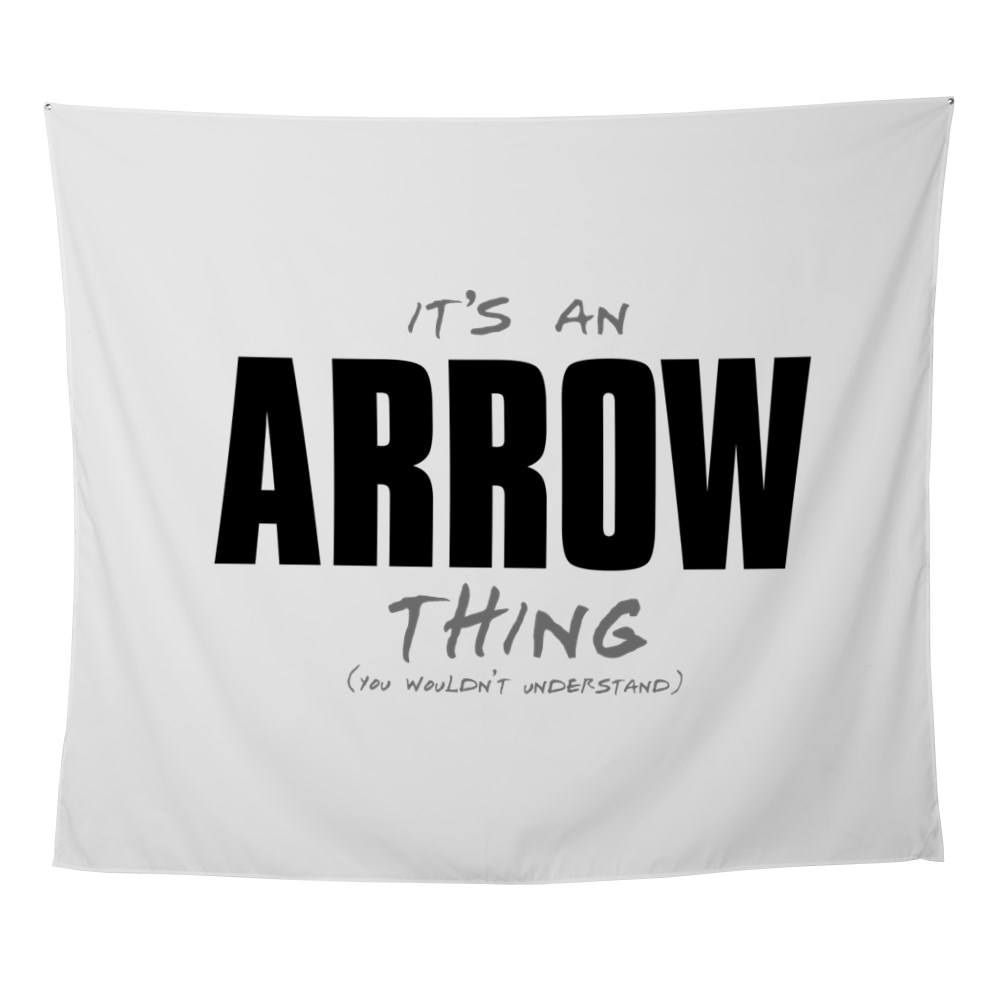 arrow thing dk Wall Tapestry