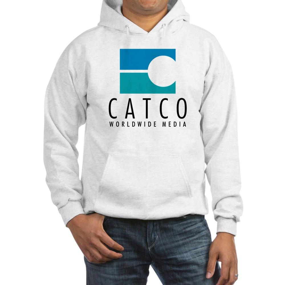Catco Worldwide Media Logo Hooded Sweatshirt
