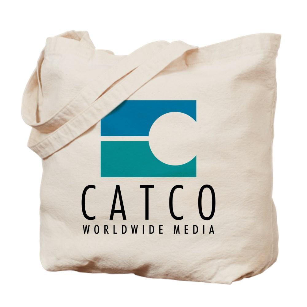 Catco Worldwide Media Logo Tote Bag