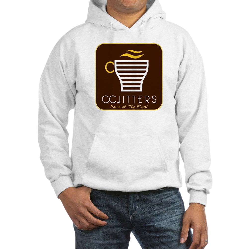 CC Jitters Flash Logo Hooded Sweatshirt