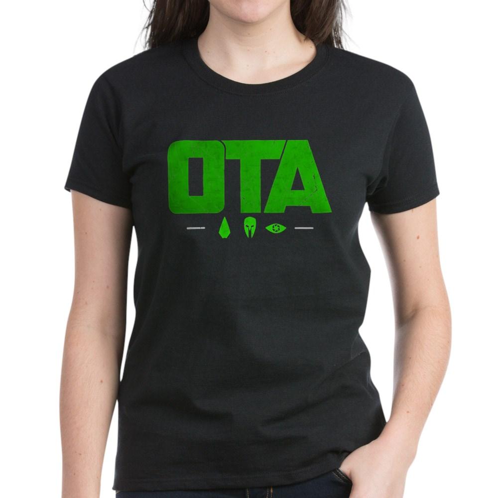 OTA - Original Team Arrow Women's Dark T-Shirt