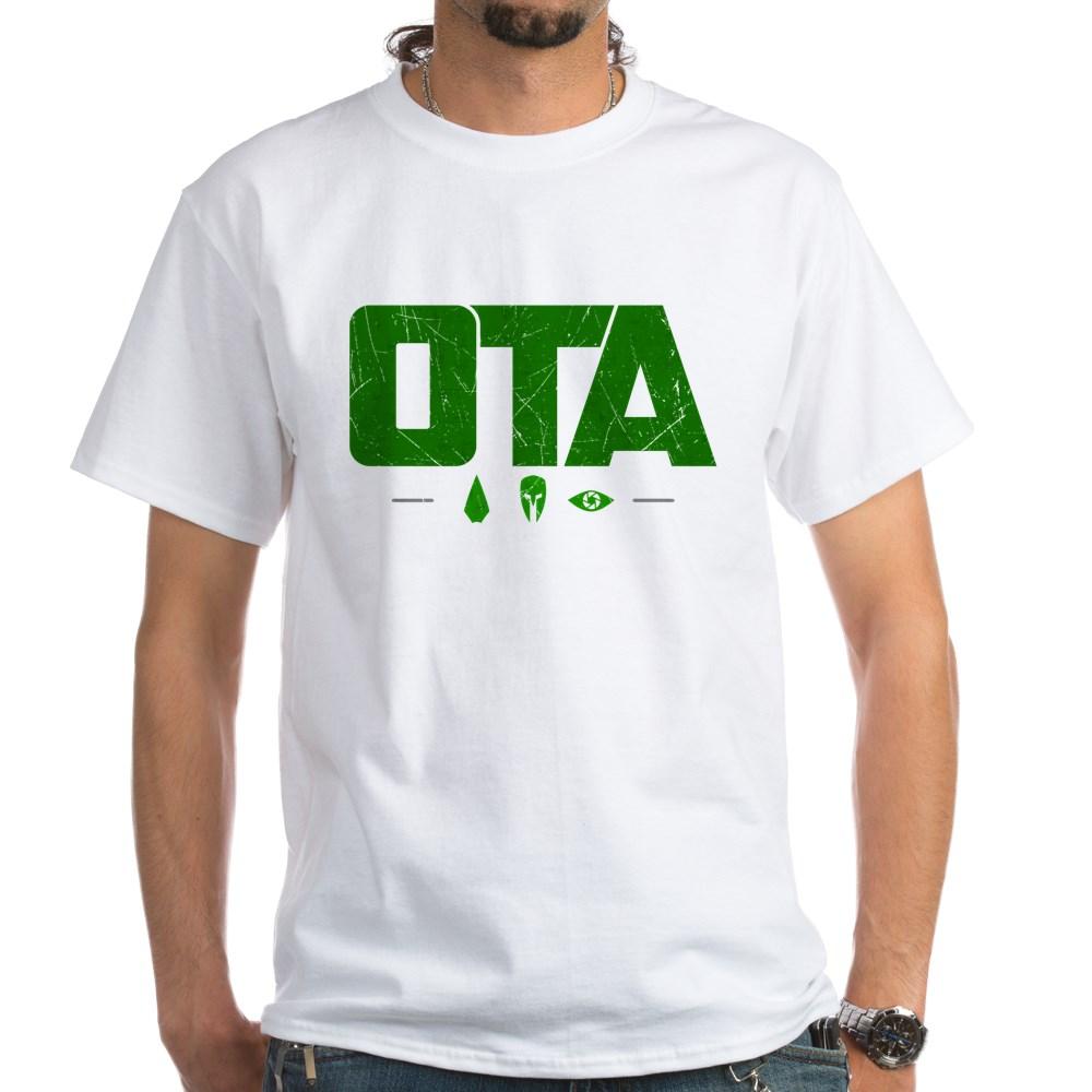 OTA - Original Team Arrow White T-Shirt
