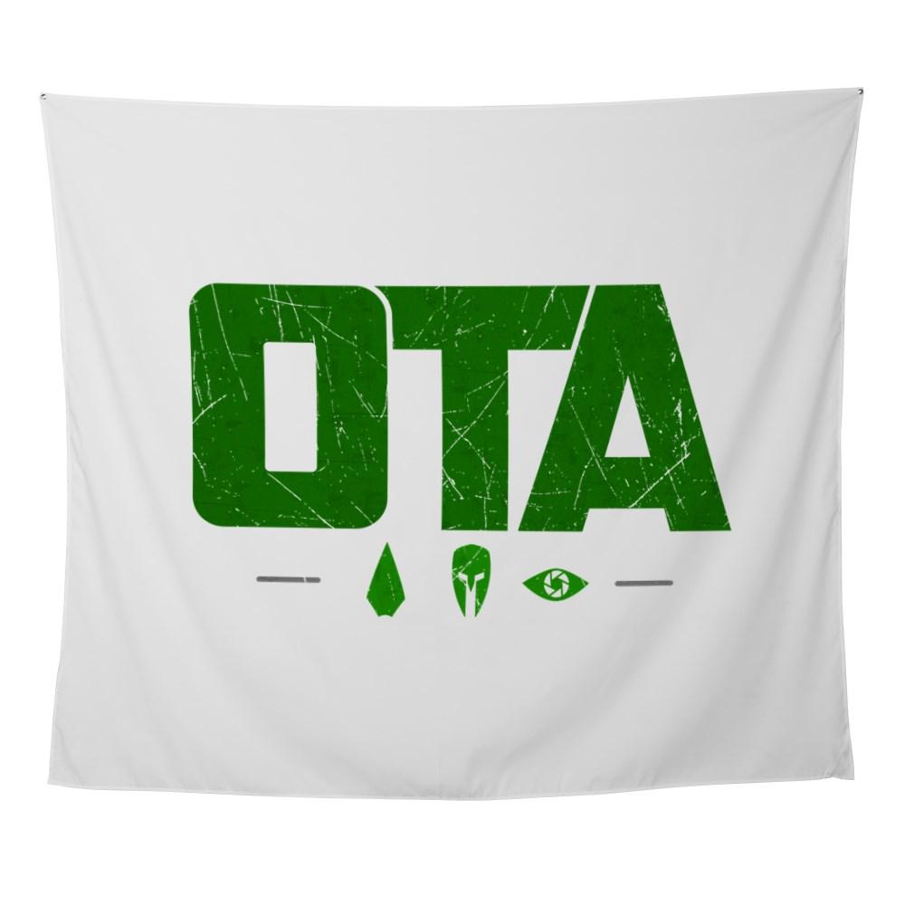OTA - Original Team Arrow Wall Tapestry