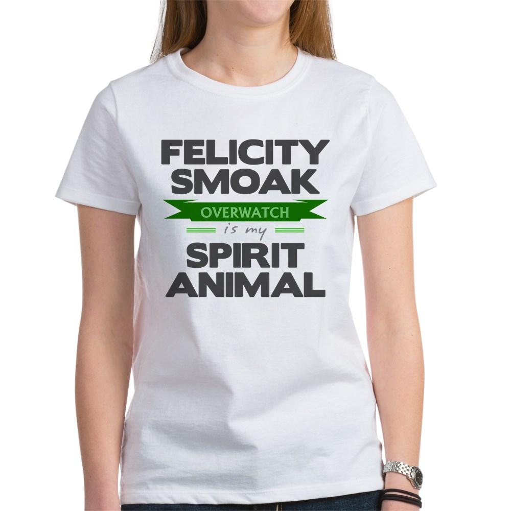 Felicity Smoak is my Spirit Animal Women's T-Shirt