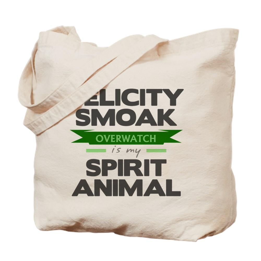 Felicity Smoak is my Spirit Animal Tote Bag