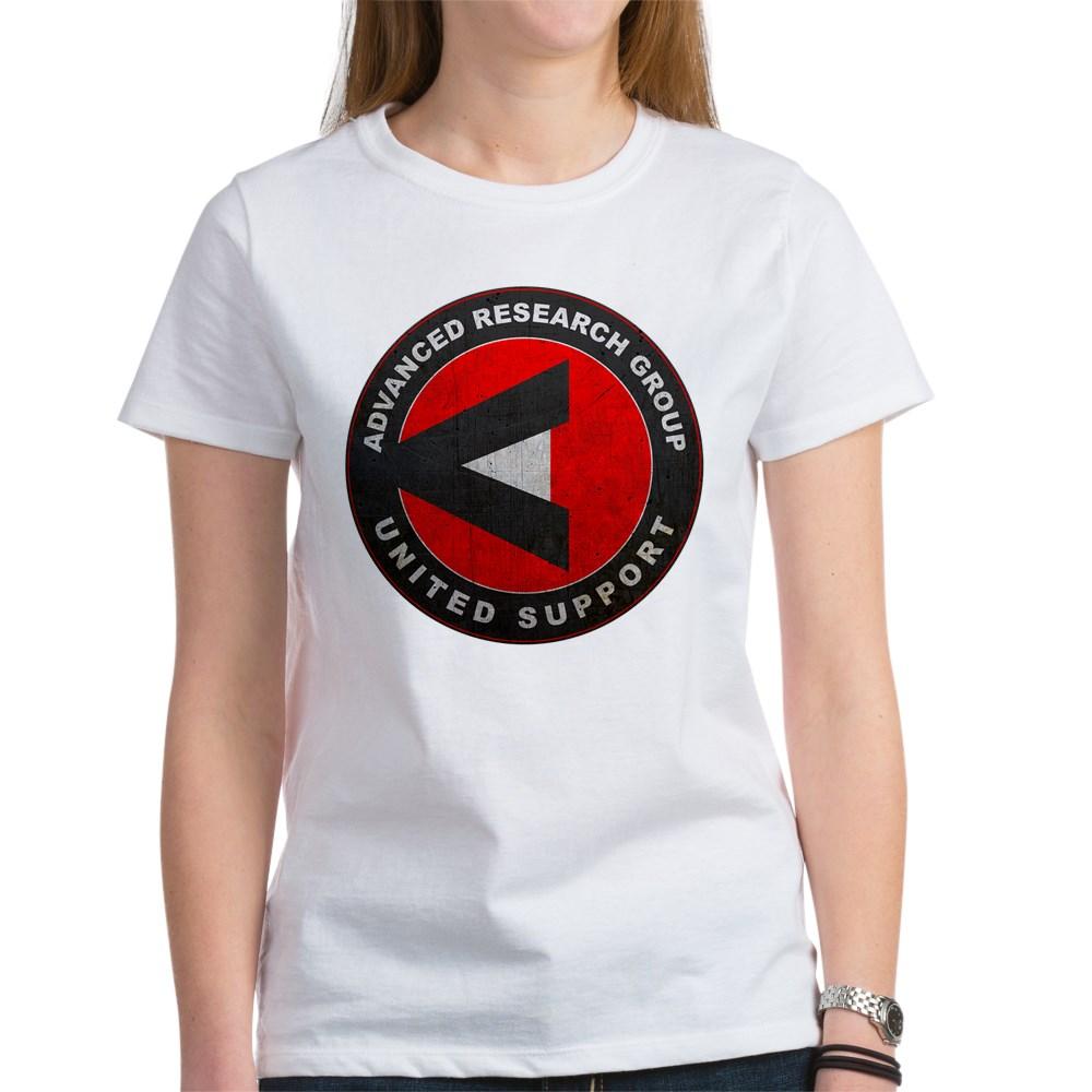 A.R.G.U.S. Logo Distressed Women's T-Shirt