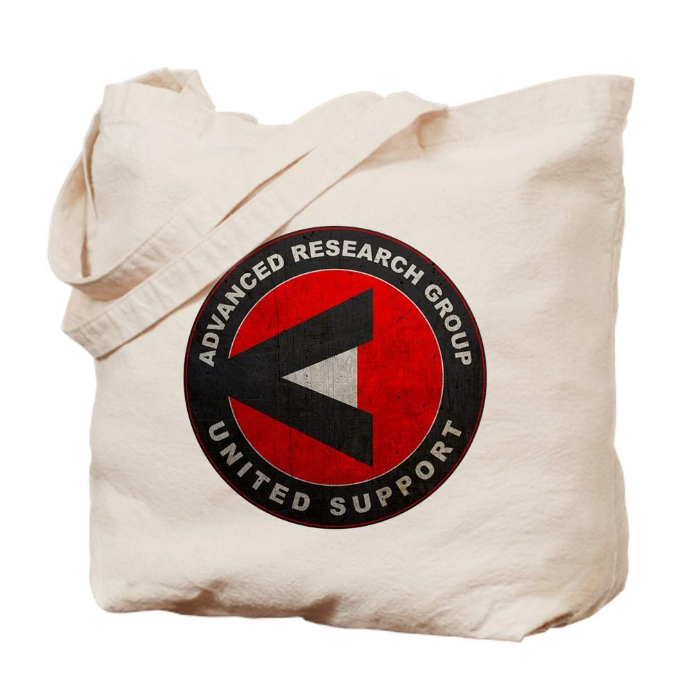 A.R.G.U.S. Logo Distressed Tote Bag