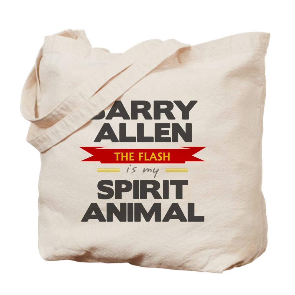 Barry Allen is my Spirit Animal Tote Bag
