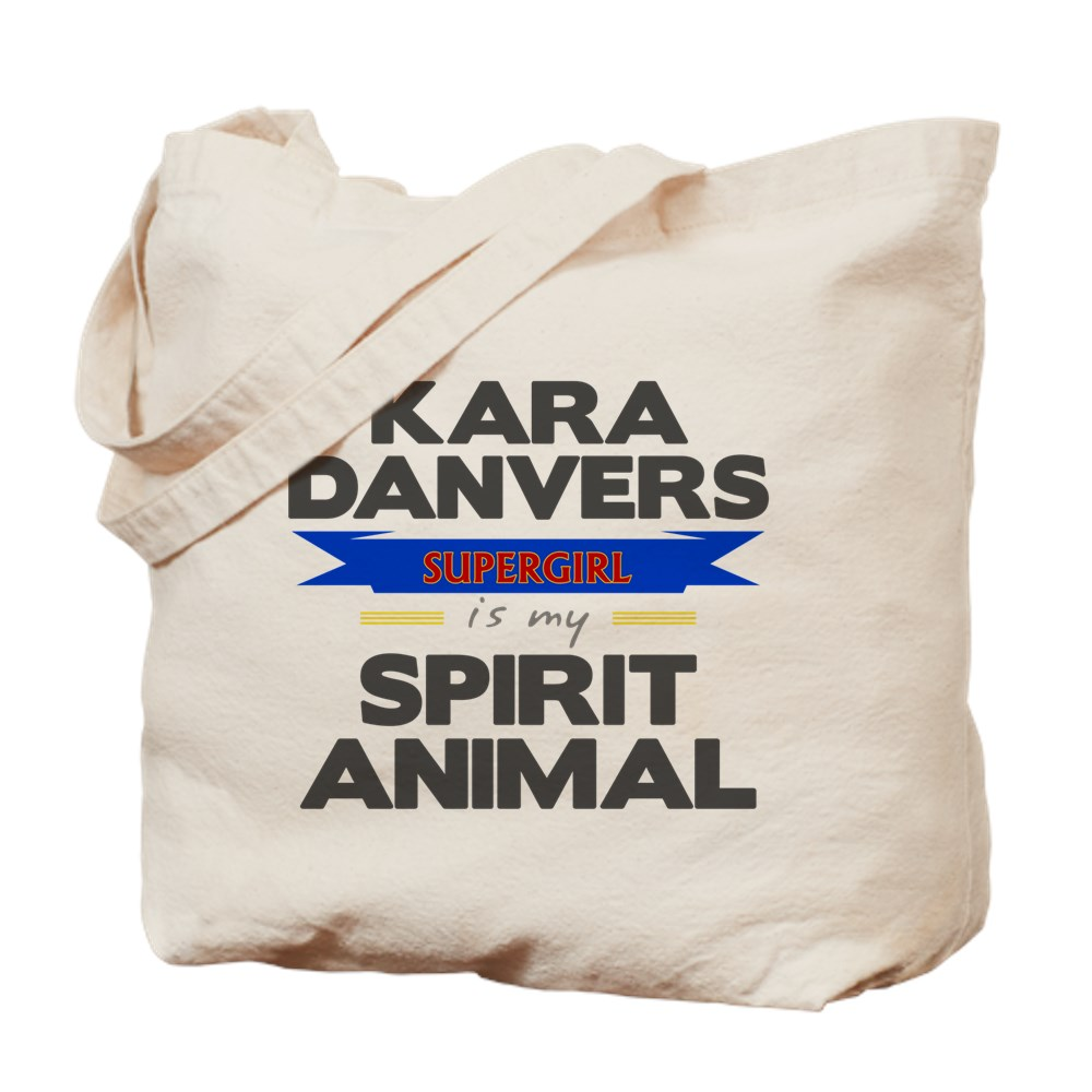 Kara Danvers is my Spirti Animal Tote Bag