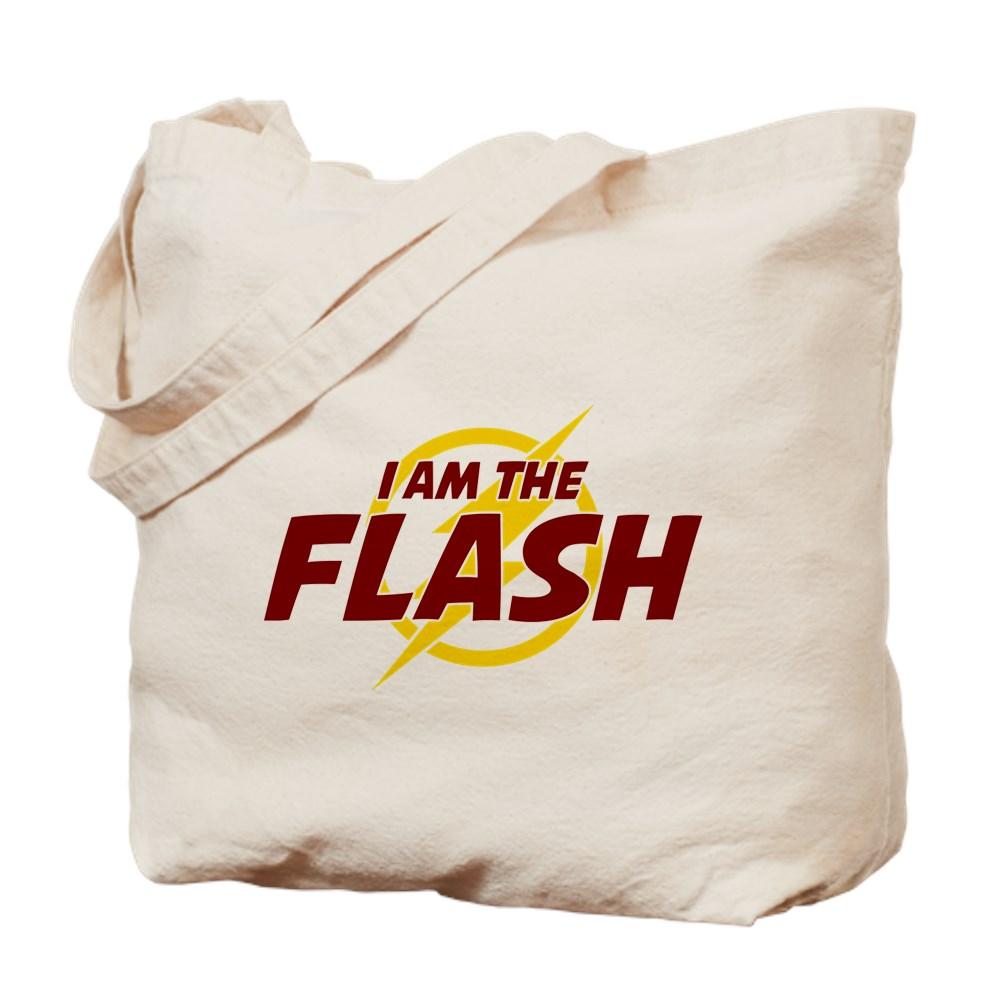I Am The Flash Tote Bag