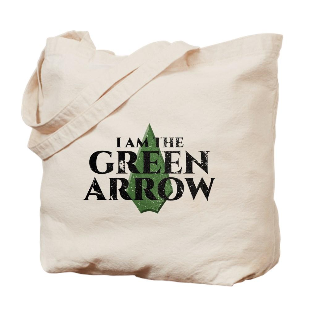 i am green arrow dk Tote Bag