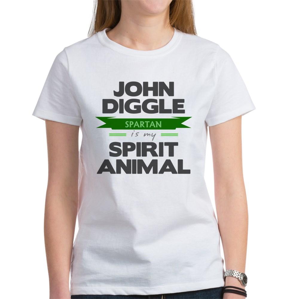 John Diggle is my Spirit Animal Women's T-Shirt