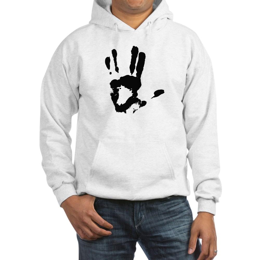 Vulcan Hand Sign Hooded Sweatshirt