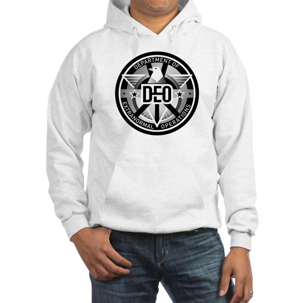DEO Logo Hooded Sweatshirt