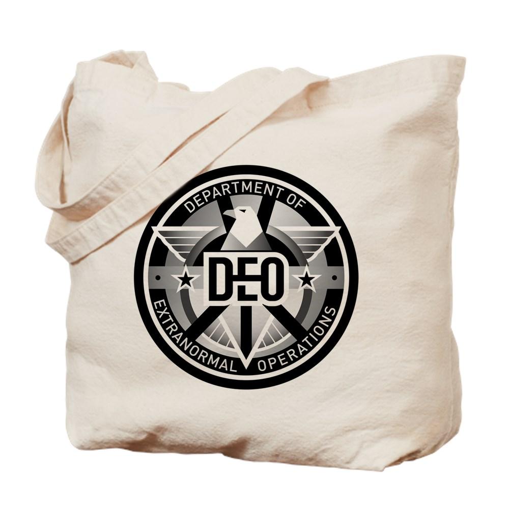 DEO Logo Tote Bag