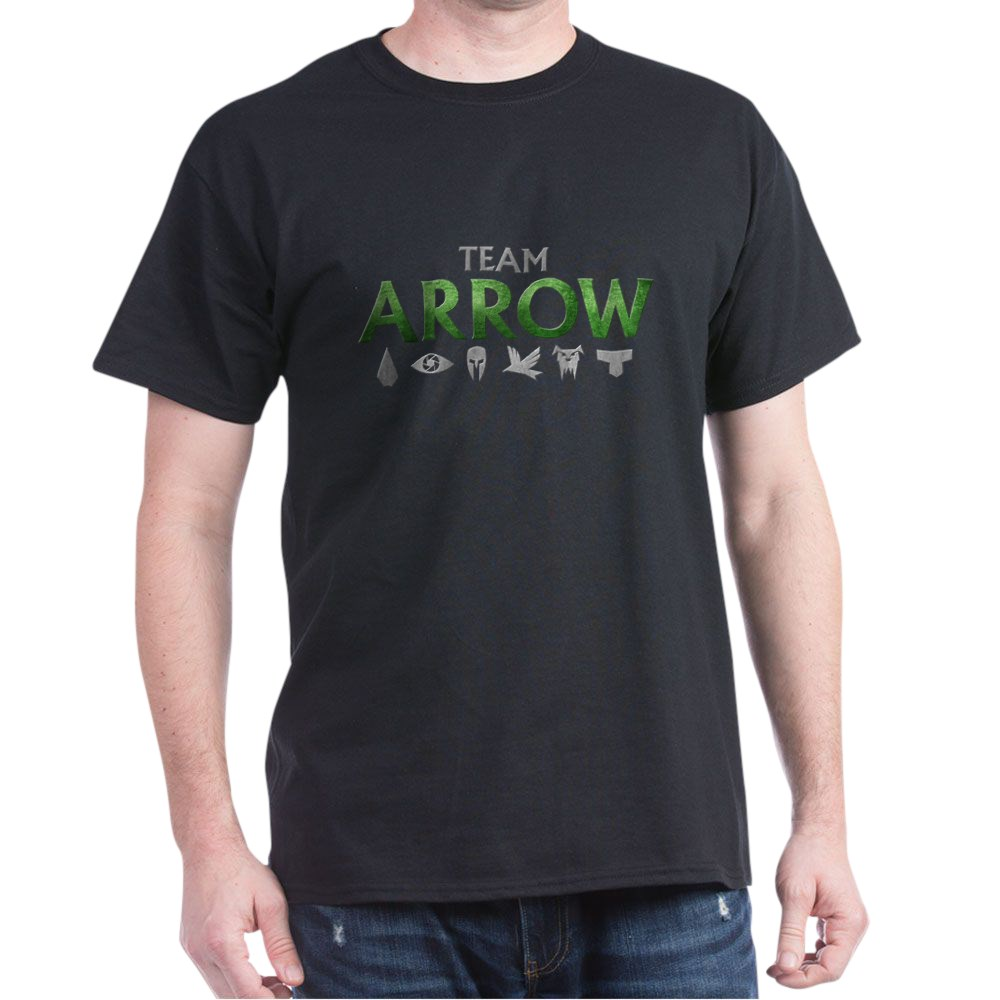 Team Arrow Dark T-Shirt