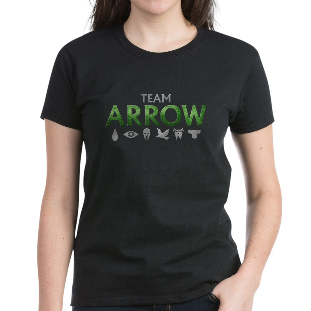 Team Arrow Women's Dark T-Shirt