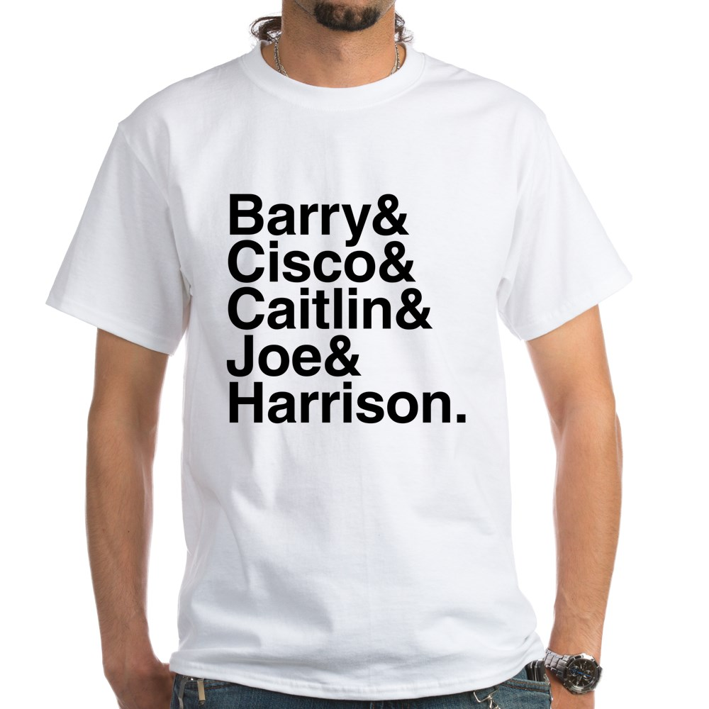 Original Team Flash White T-Shirt