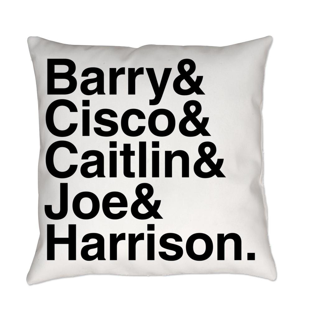 Original Team Flash Everyday Pillow