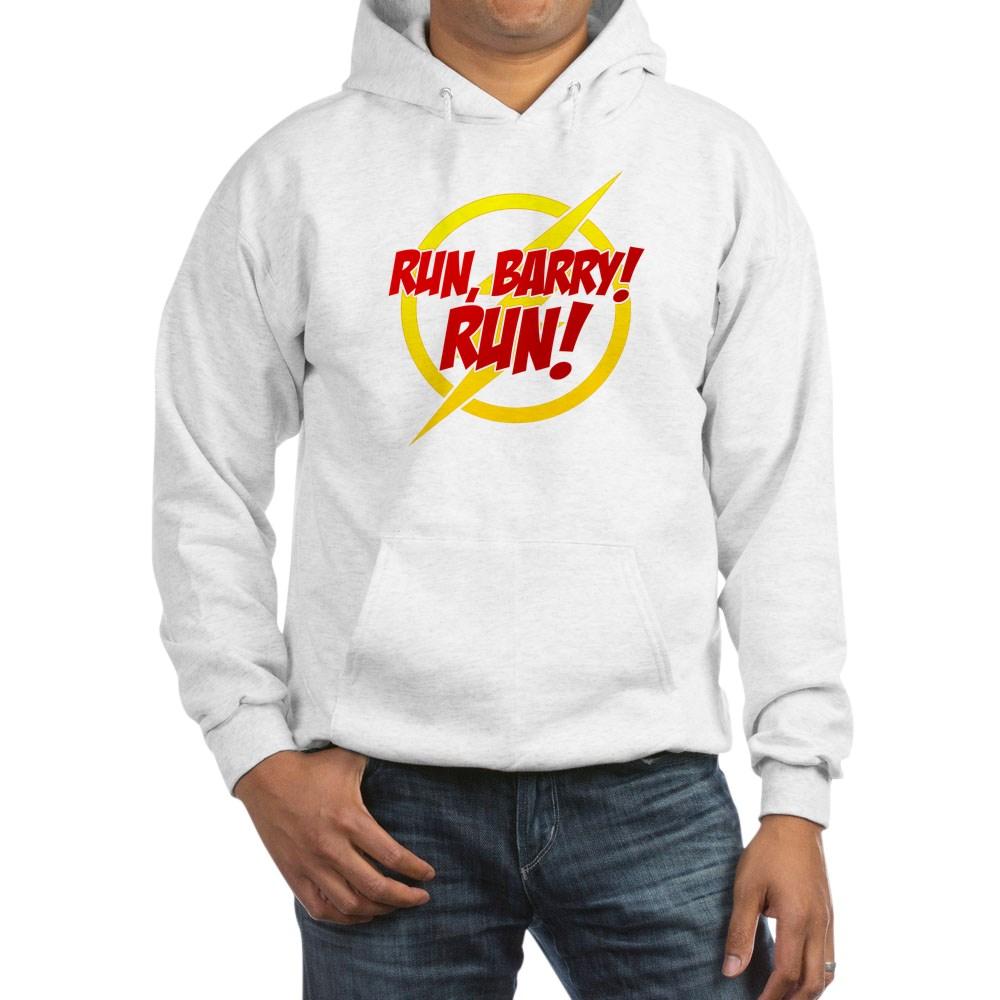 Run, Barry! Run! Hooded Sweatshirt