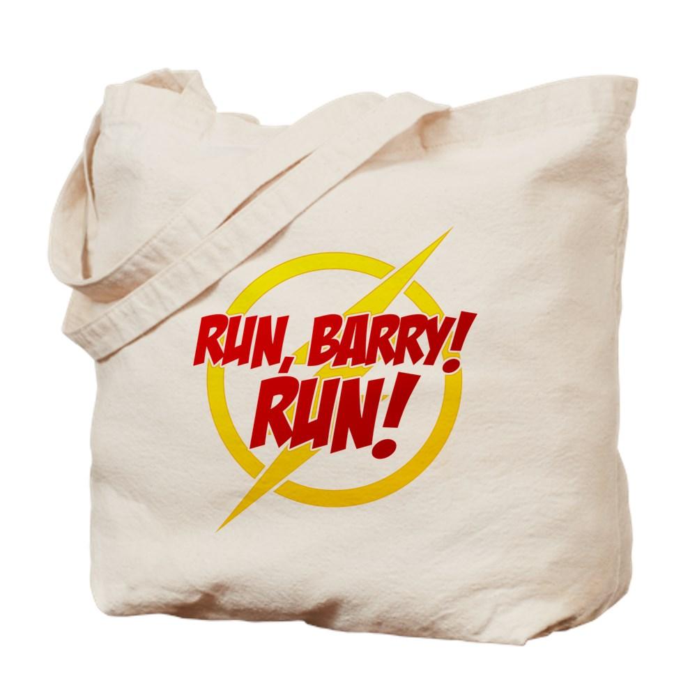 Run, Barry! Run! Tote Bag