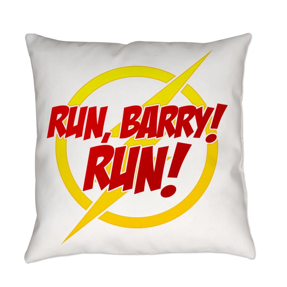 Run, Barry! Run! Everyday Pillow
