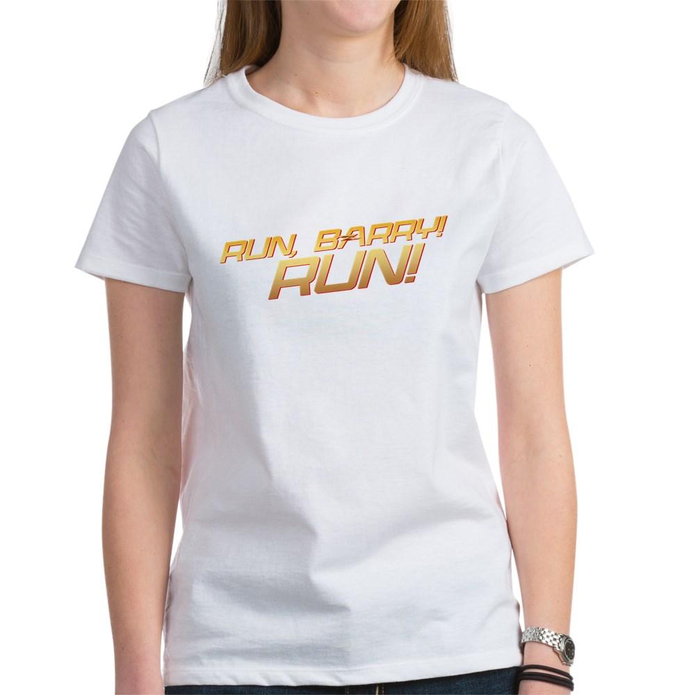 Run, Barry! Run! Women's T-Shirt