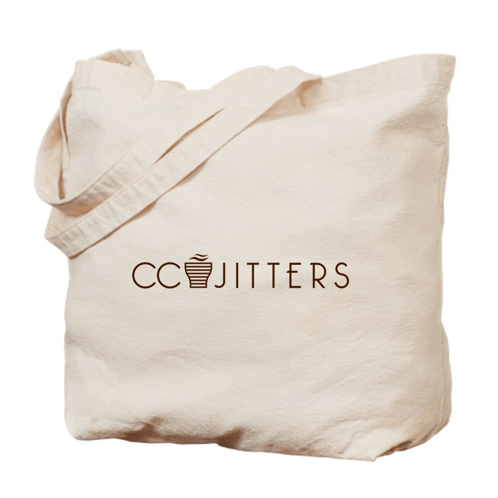 CC Jitters Logo Tote Bag