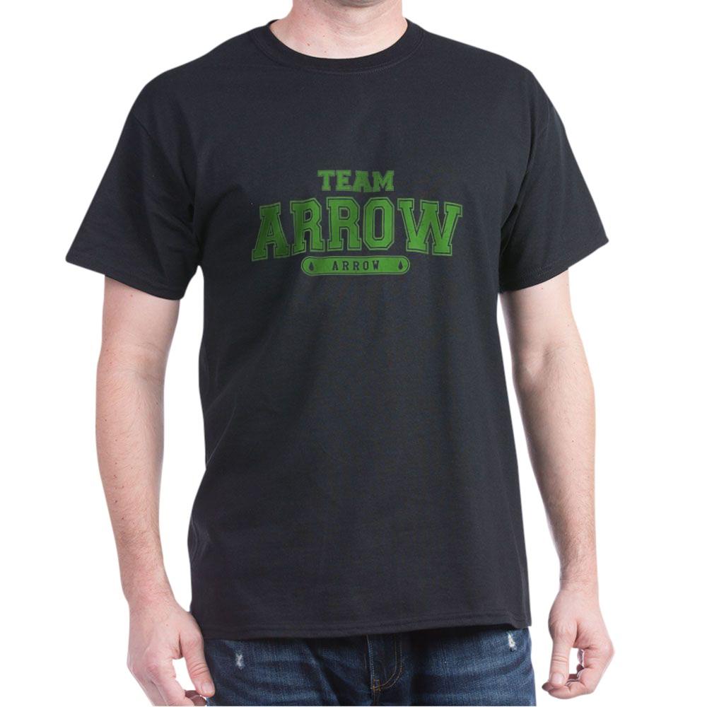 Team Arrow Athletic Dark T-Shirt