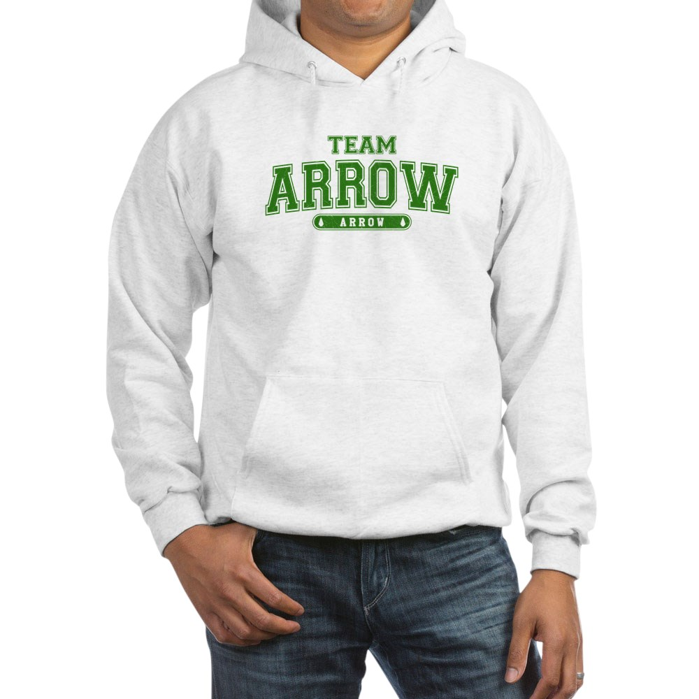 Team Arrow Athletic Hooded Sweatshirt