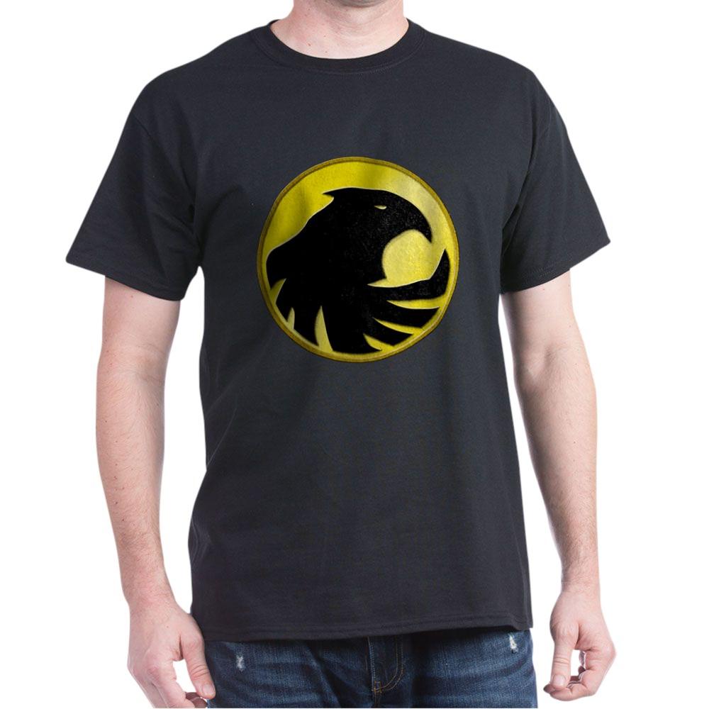 Black Canary Logo Dark T-Shirt