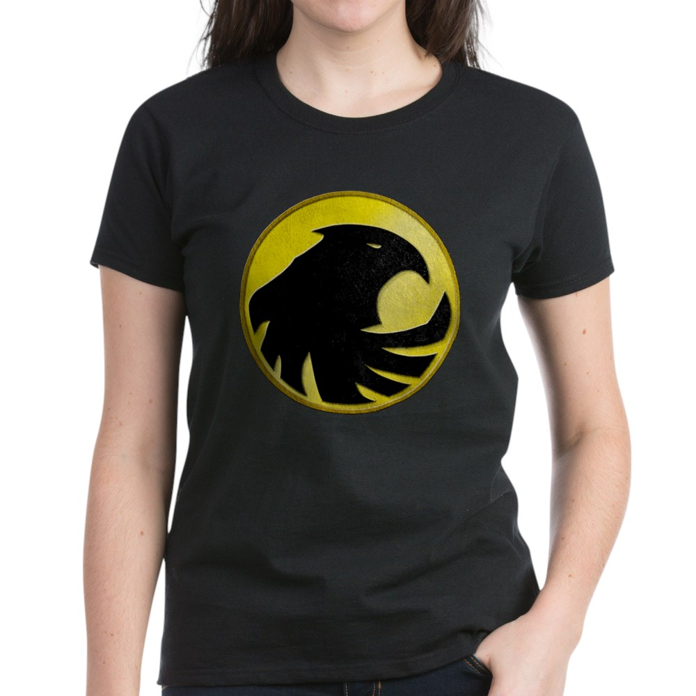 Black Canary Logo Women's Dark T-Shirt