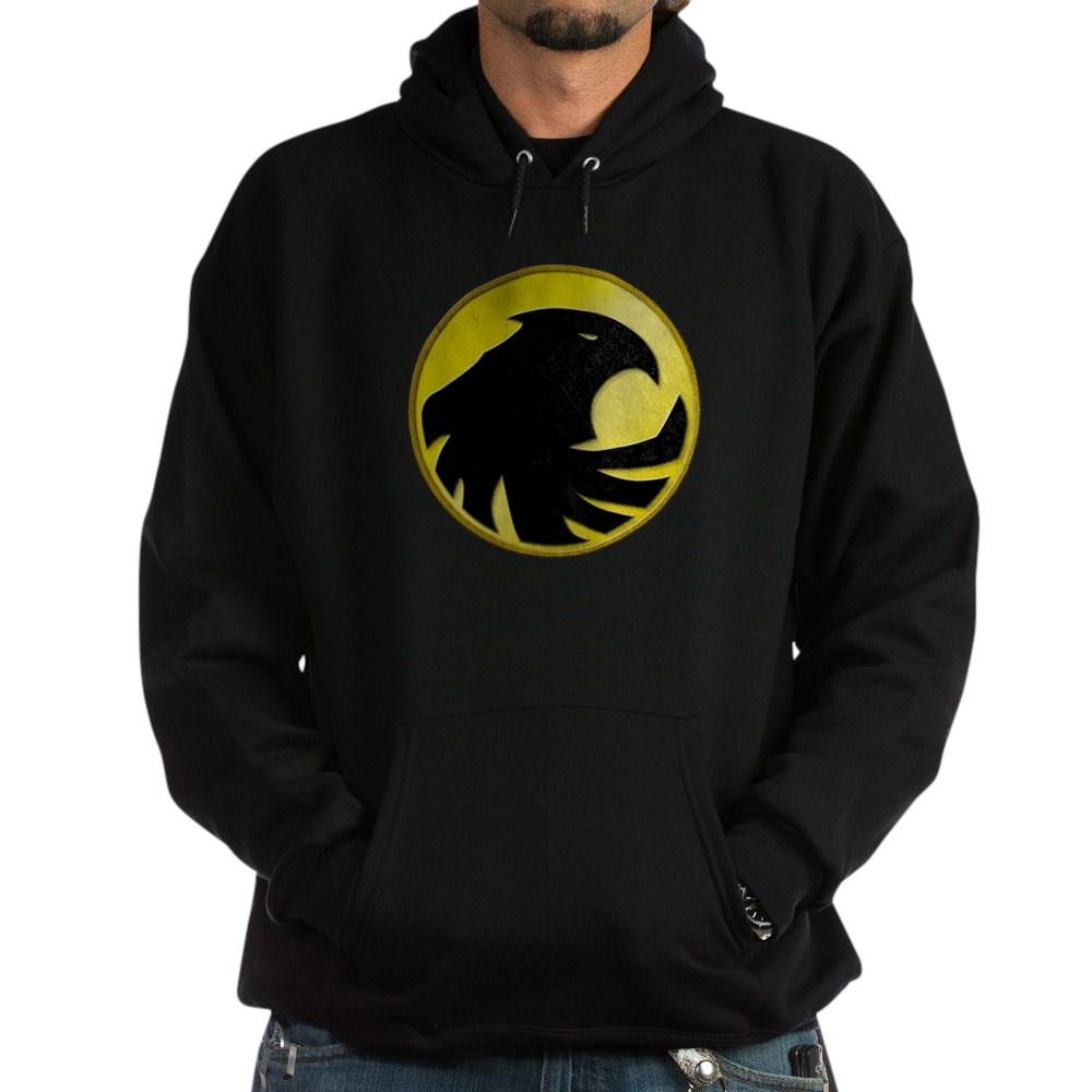 Black Canary Logo Dark Hoodie