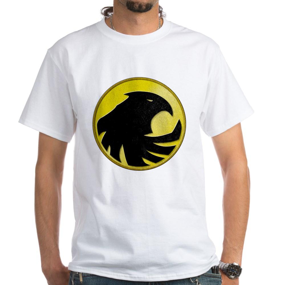 Black Canary Logo White T-Shirt