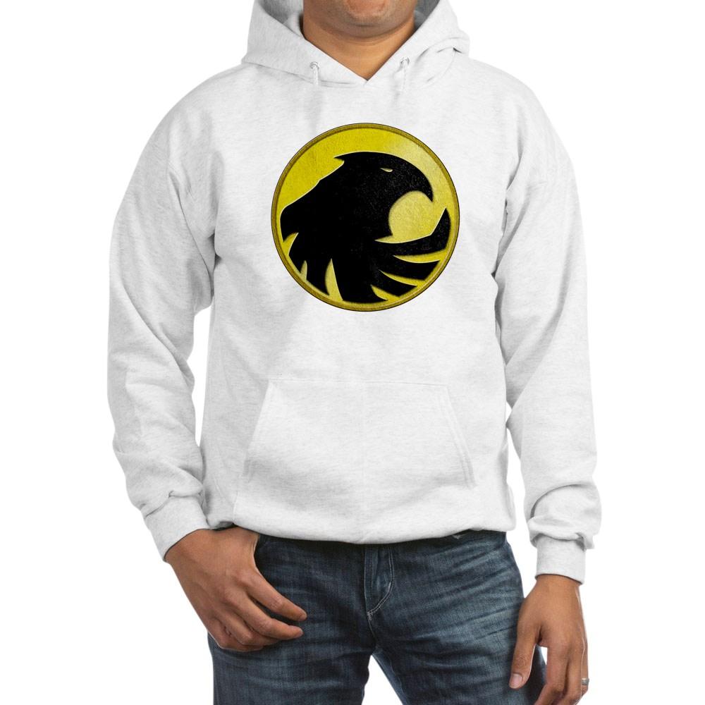 Black Canary Logo Hooded Sweatshirt