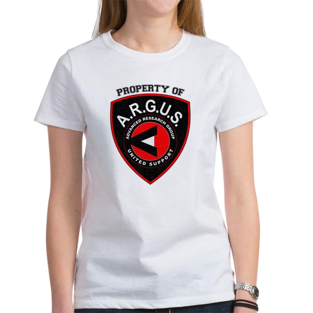 Property of ARGUS Women's T-Shirt